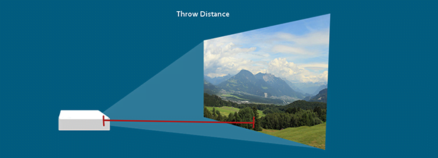 Throw Distance