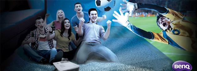 football-projector