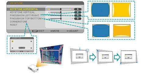 projector-nec-p501x-keystone