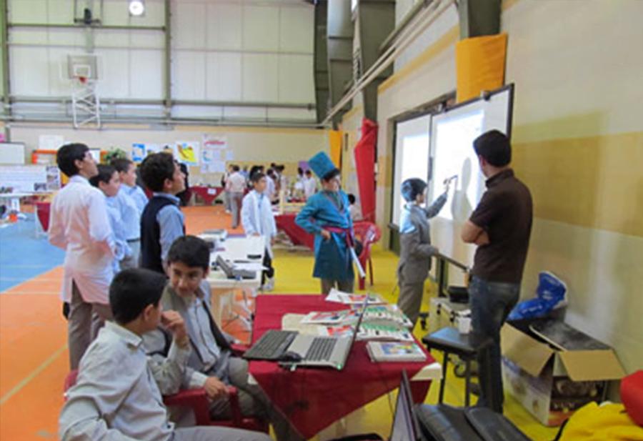 دستاوردهای مدارس تیزهوشان و معرفی سیستمهای هوشمند