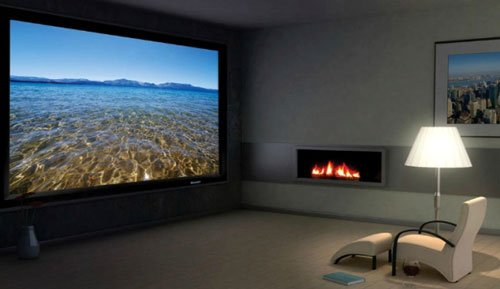 filmscreen-projector-television