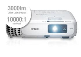 شدت نور اپسون EB-W18