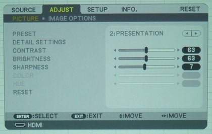 video-projector-nec-m311x-menu1-175