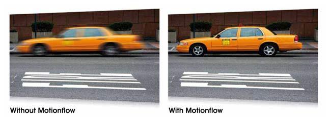 motionflow سونی