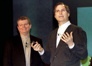 داستان stave jobs در اپل و مجرای ان