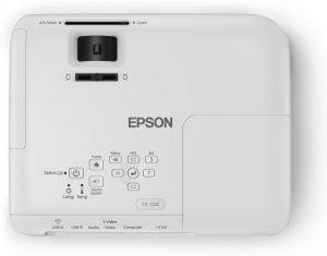 مشخصات پروژکتور epson eb-s04