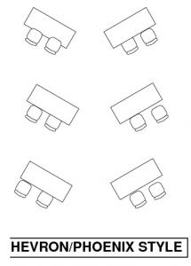انواع طراحی سالن کنفرانس