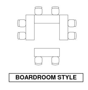 نمونه طرح اتاق کنفرانس