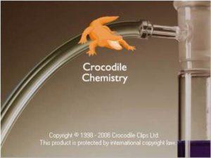 نرم افزار کروکودیل شیمی-crocodile chemistry