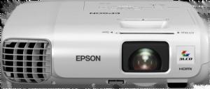نمای جلو پروژکتور اپسون EB-965H