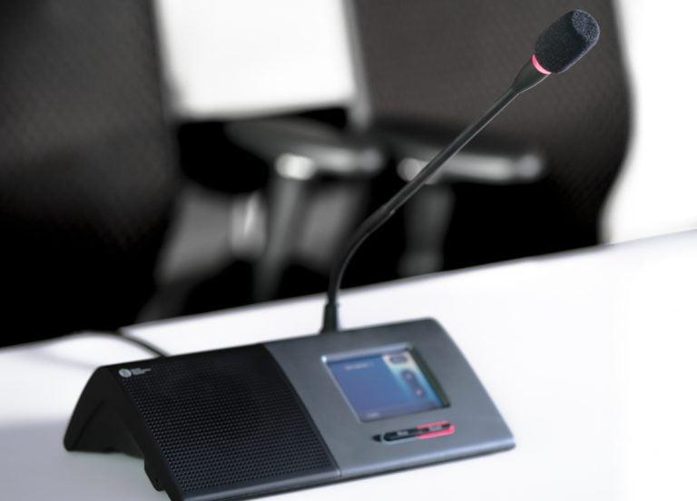 تجهیزات در سیستم کنفرانس