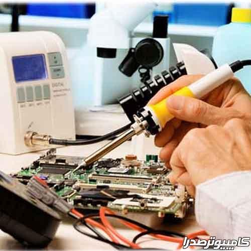 مشکلات در تعمیرات ال سی دی