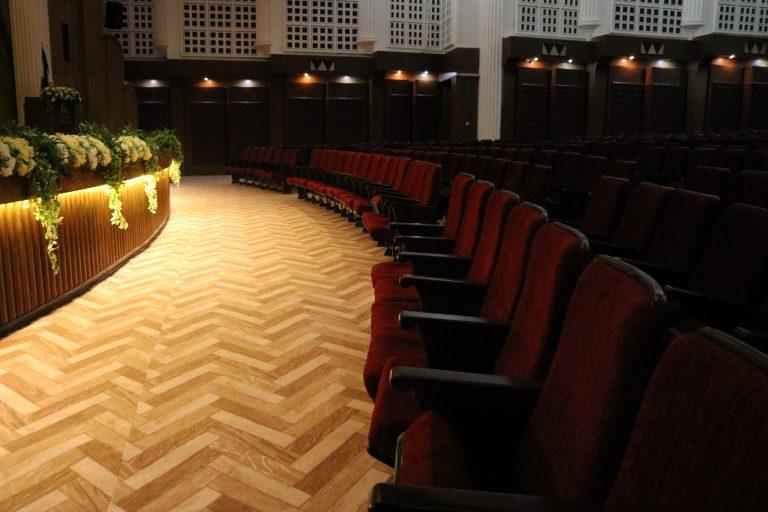 صندلی سالن های همایش