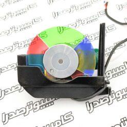 چرخ رنگ ویدئو پروژکتور ویوسونیک ViewSonic PJD6253