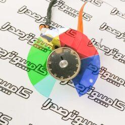 چرخ رنگ ویدئو پروژکتور میتسوبیشی Mitsubishi XD500U