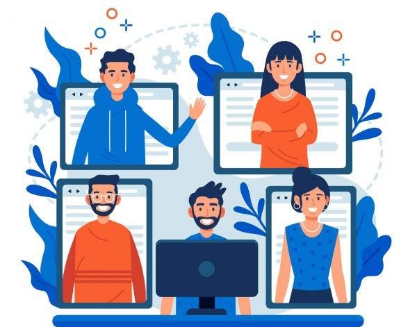 تفاوت وب کنفرانس و ویدئو کنفرانس