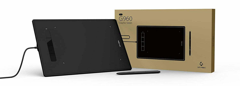 قلم نوری اکس پی پن مدل XP Pen Star G960