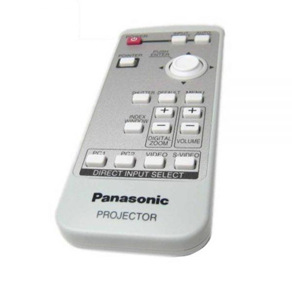 کنترل ویدئو پروژکتور پاناسونیک مدل N2QAYA000001