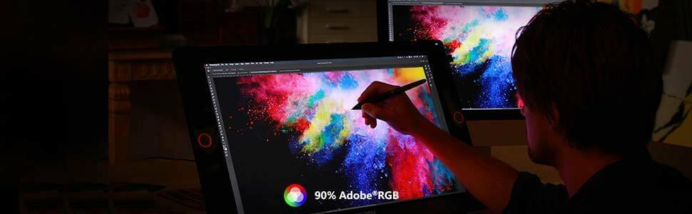قلم نوری ایکس پی پن مدل Artist 24 Pro 2K