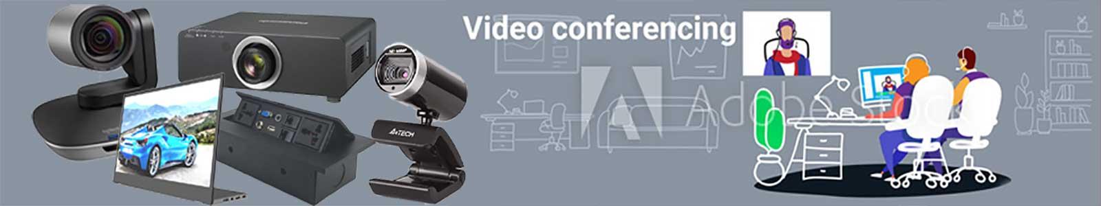 تجهیزات-تصویری کنفرانسی