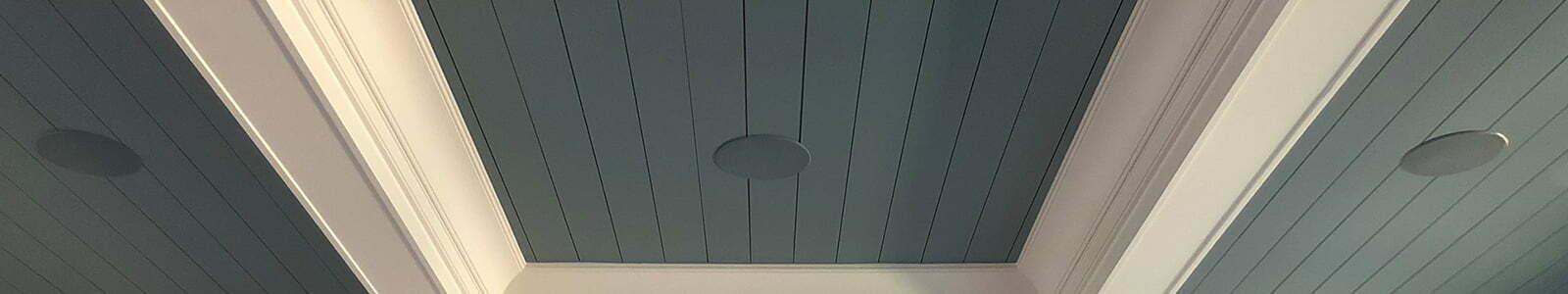 بلندگو-سقفی